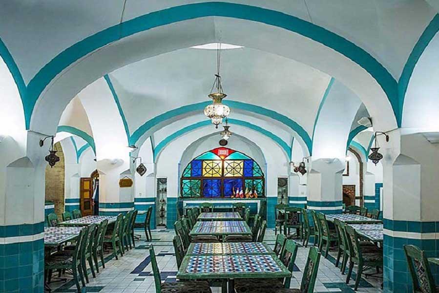 رستوران سنتی حمامِ خان