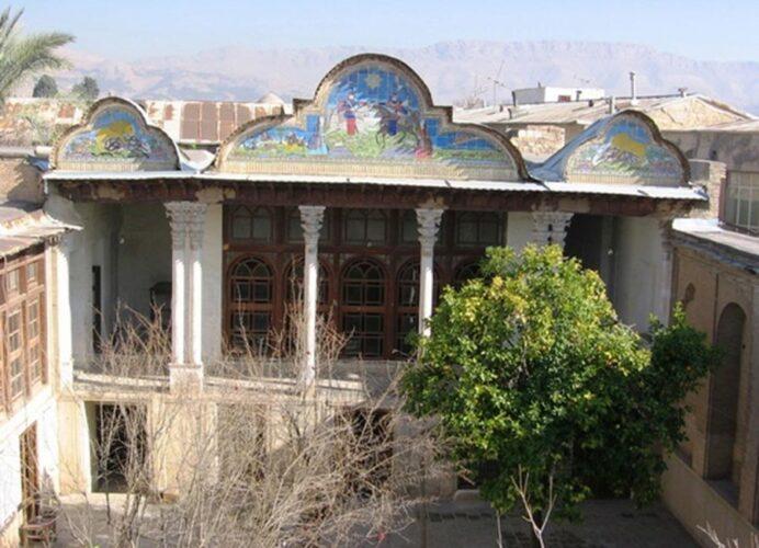 معماری سنتی شیراز - اثر اقلیم در طراحی