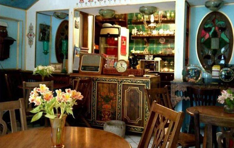 کافه های سنتی اصفهان