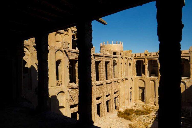 قلعه مغویه بندر لنگه