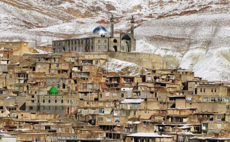 روستای مجن ماسوله کویر