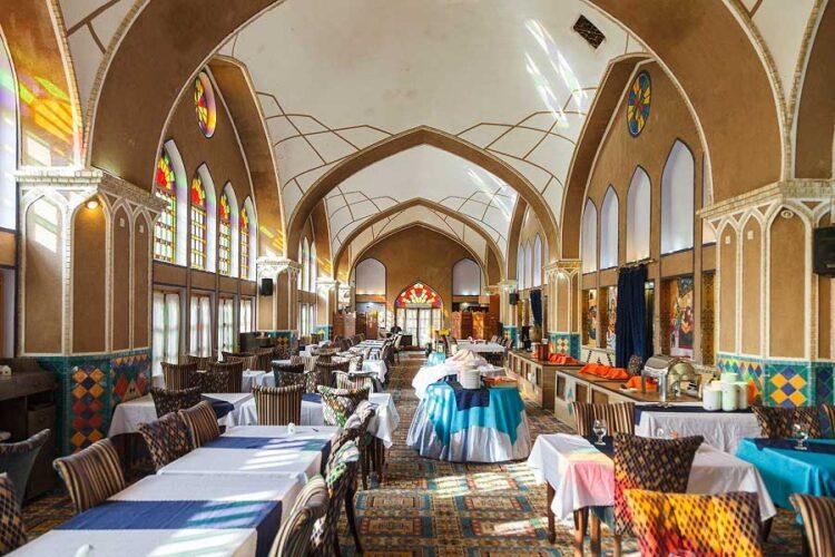 رستوران مشیر الممالک