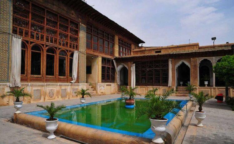معماری سنتی شیراز