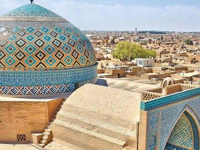 بافت سنتی و تاریخی یزد را بهتر بشناسید!