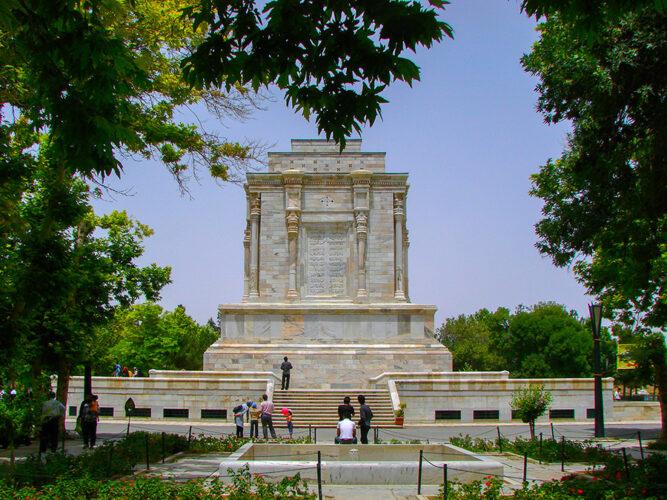 اماکن تاریخی مشهد