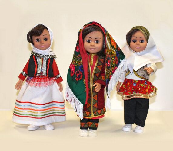 لباس ها و پوشش محلی، نمادی از فرهنگ اصفهان
