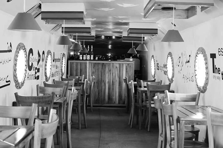 بهترین کافه رستوران اصفهان