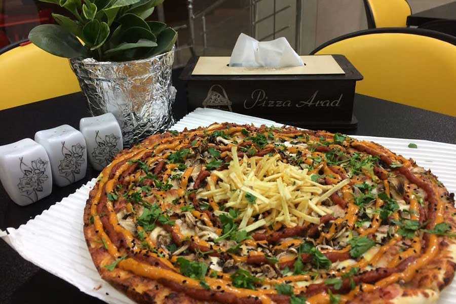 پیتزا فروتن