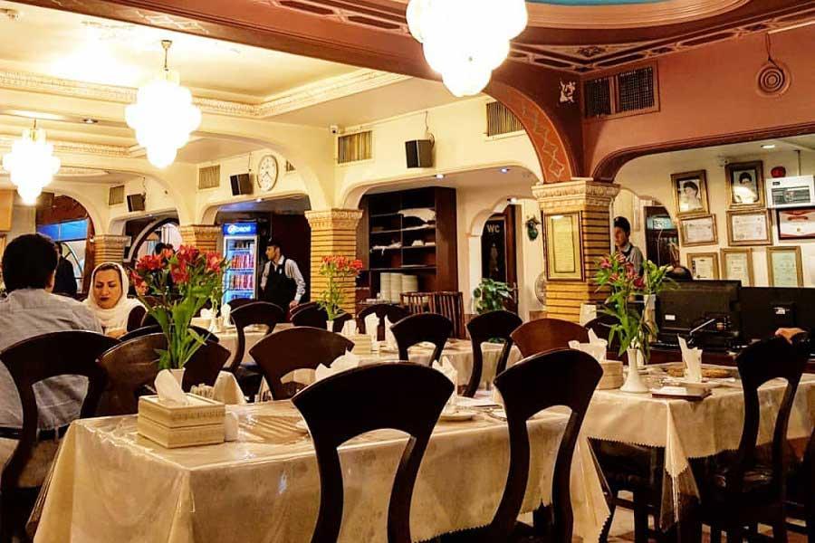 رستوران شاطر عباس