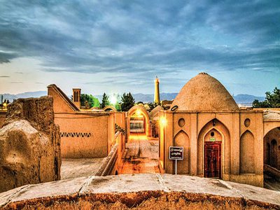 فرهنگ بومی و آداب و رسوم یزد