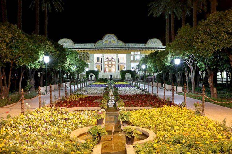 باغ نارنجستان شیراز