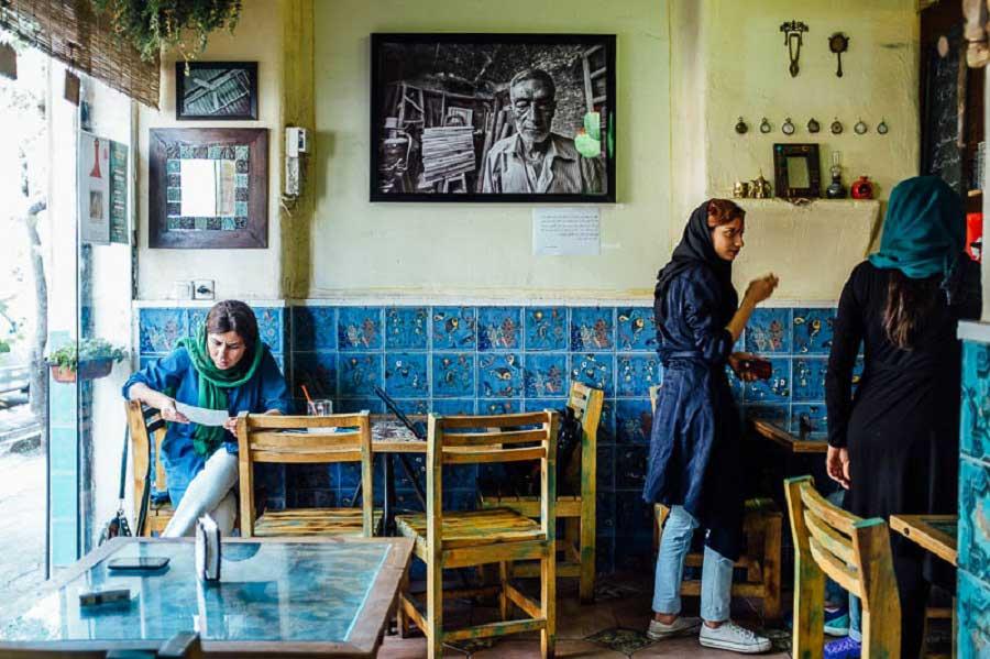 کافه رستوران فردوسی