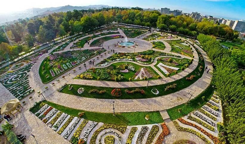 پارک گیاه شناسی مشهد