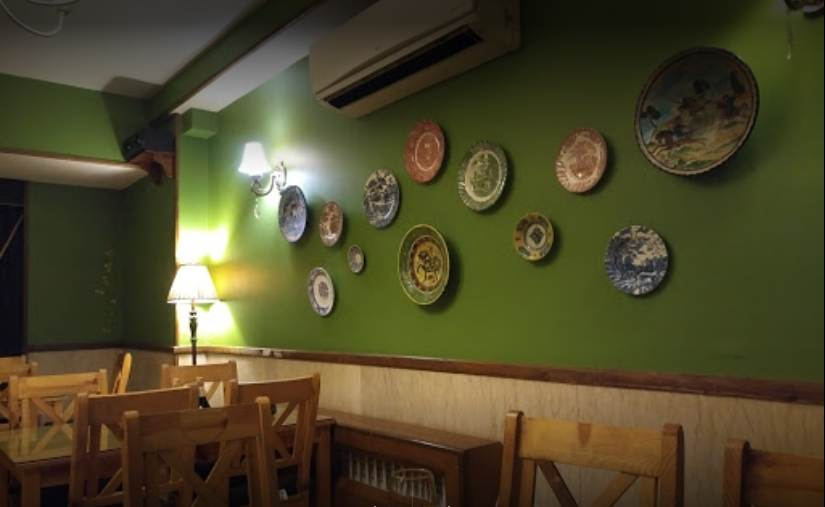 رستوران باغ زیتون مشهد
