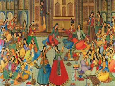 آشنایی با موسیقی شیراز