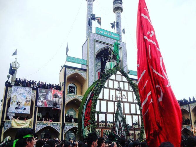 آداب و رسوم مردم یزد در برگزاری ماه محرم