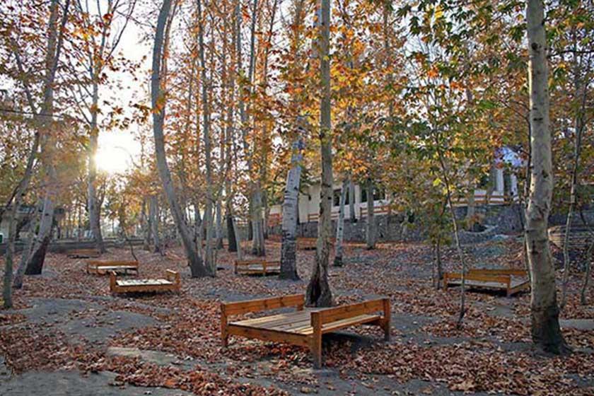 پارک وکیل آباد