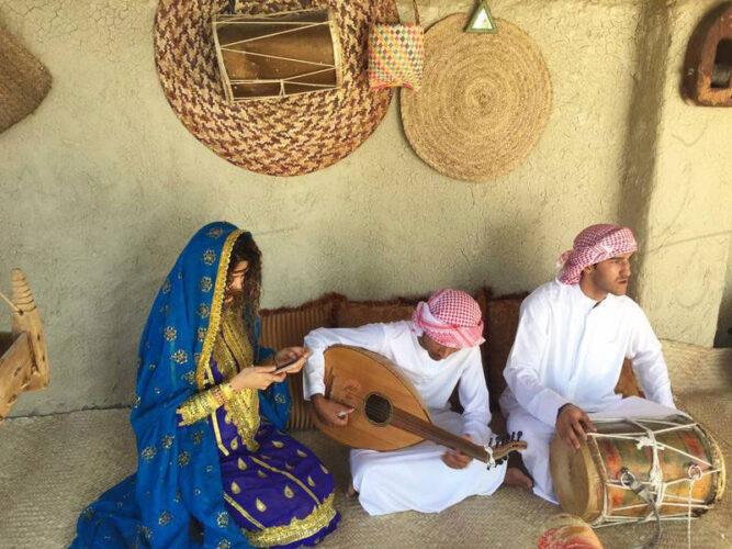 فرهنگ سنتی و کهن مردم جزیره قشم