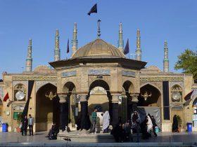 اماکن تاریخی قزوین