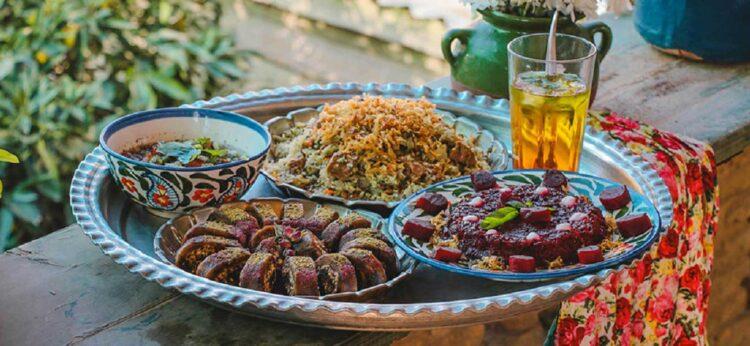 رستورانها و کافههای معروف شیراز
