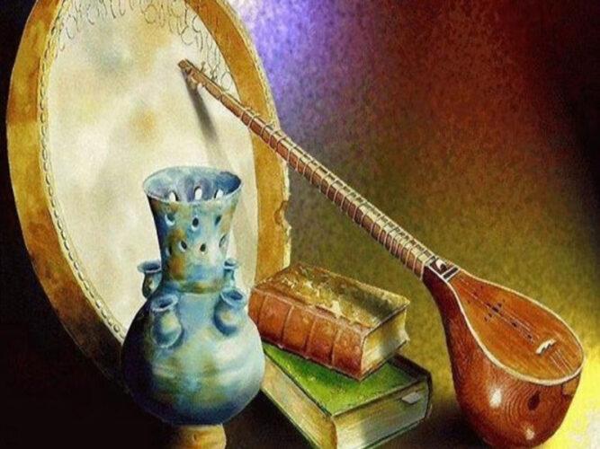 گذری بر موسیقی شیراز