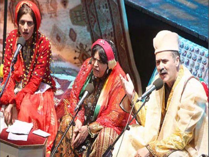 موسیقی اصیل شیرازی
