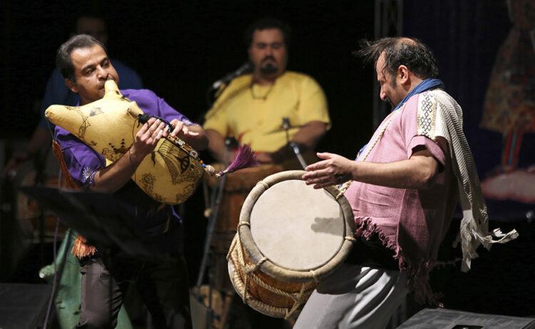 موسیقی بوشهری