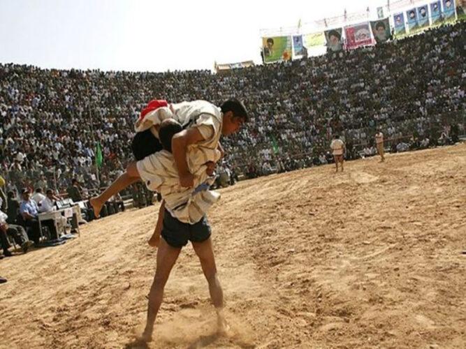 ورزش های سنتی مردم مشهد
