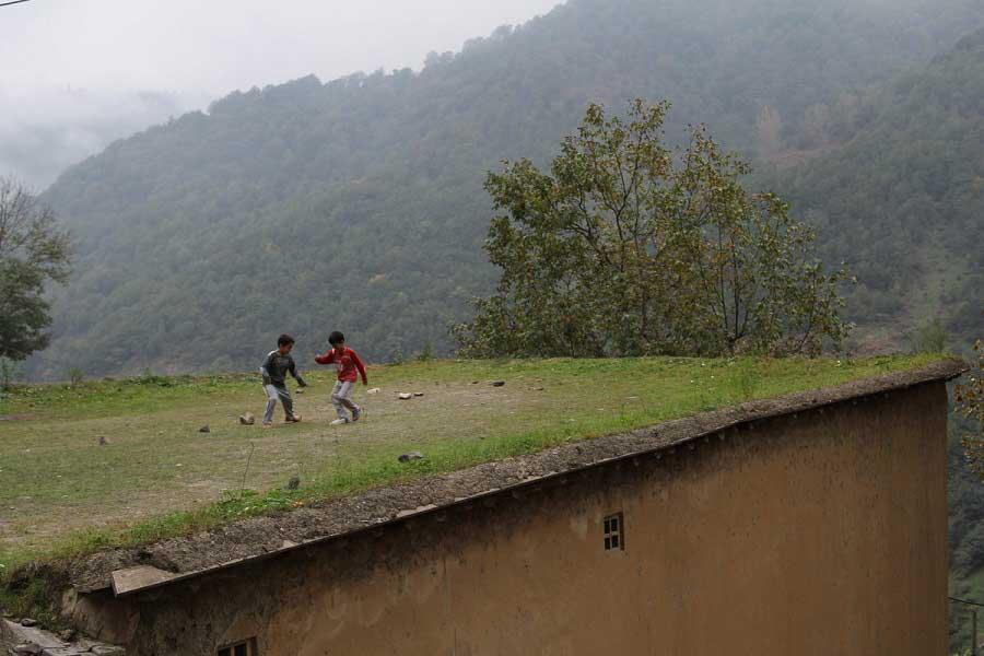 ماسوله روستای گردشگری پلکانی