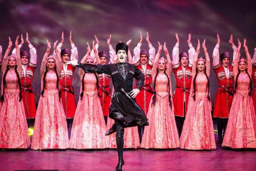 موسیقی آذری و رقص