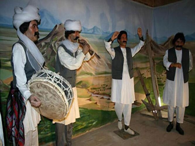 موسیقی محلی مردم مشهد
