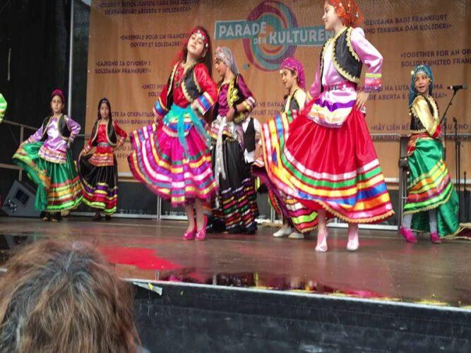 رقص و آوازهای شاد گیلکی