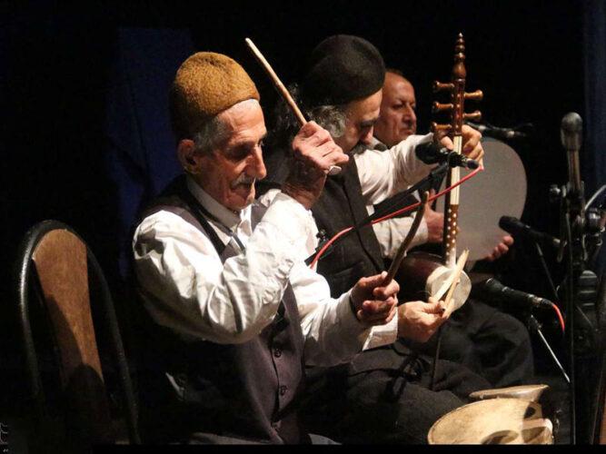 موسیقی تالش در فرهنگ موسیقیایی گیلانی