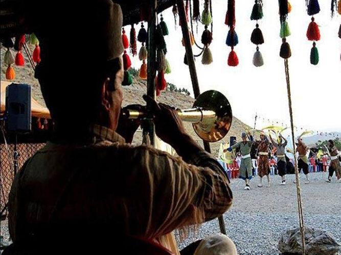 آلات موسیقی سنتی مردم شیراز