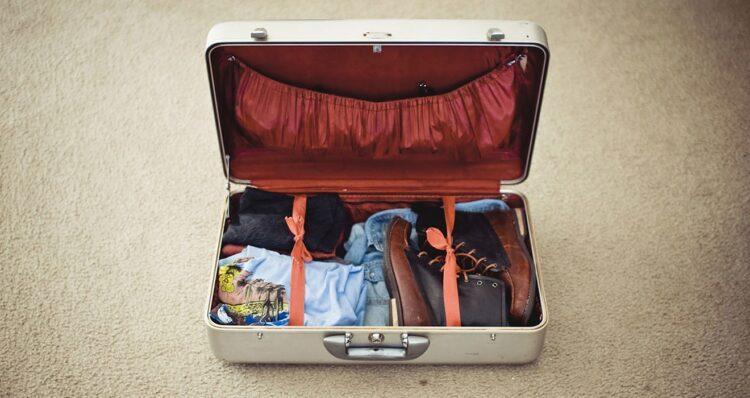 بستن چمدان برای سفر، به سبک حرفهایها