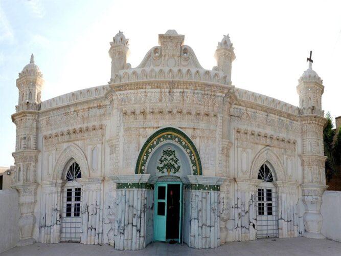 مسجد رنگونیها در آبادان