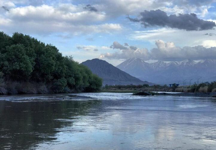 رودخانه و سد ارس