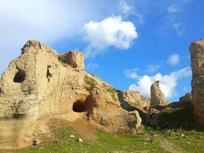 قلعه مانداگارانا