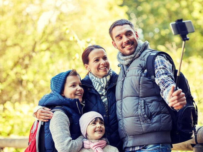 مسافرت راهی برای دیدن خانواده و عزیزان است