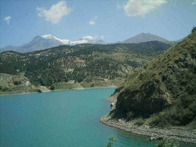 ییلاقات اطراف تهران دریاچه تار و هویر