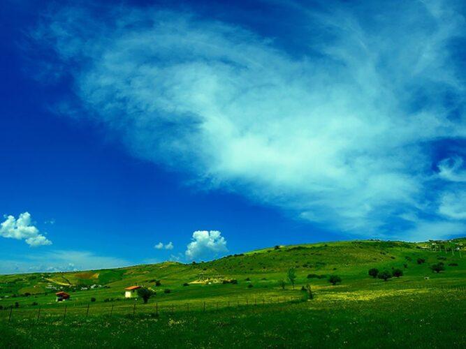 پارک ملی تندوره در خراسان شمالی