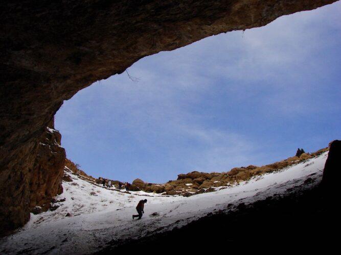 ییلاقهای اطراف تهران غار رود افشان
