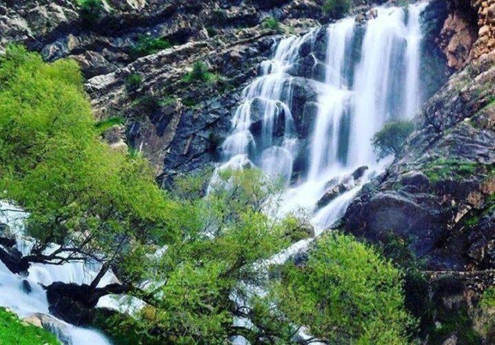 آبشارهای استان لرستان