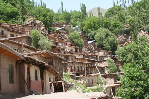 روستای الموت