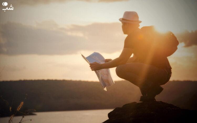 در سفر با محیط اطرافتان یکی شوید