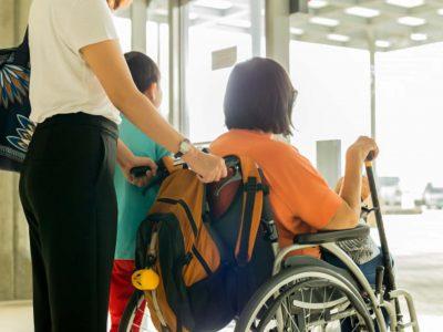 سفر معلولین