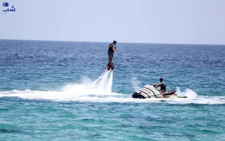 تفریحات جزیره هندورابی