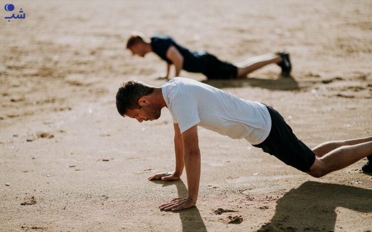 ورزش آمادگی جسمانی