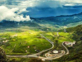 زیباترین جاده ها