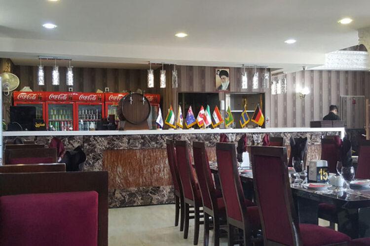 رستوران ملل